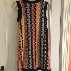Missoni Zig Zag Chevron Sweater Dress